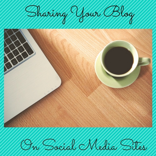 Sharing Your Blog
